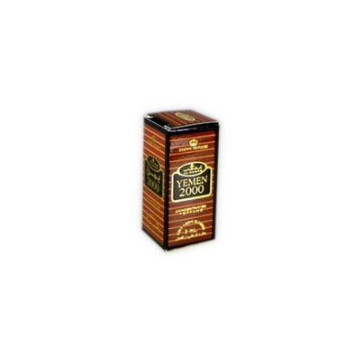 Al-Rehab Konzentriertes Parfümöl Yemen 2000 von Al Rehab 3ml