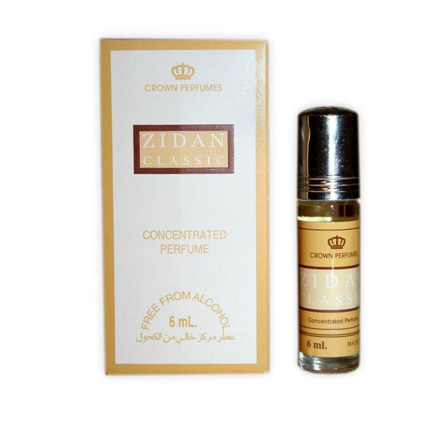 Al Rehab  Concentrated perfume oil Zidan Classic by Al Rehab