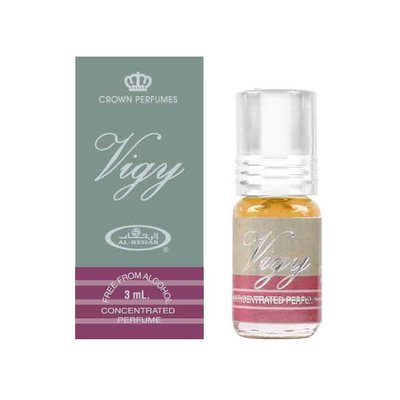 Al-Rehab Concentrated perfume oil Vigy by Al Rehab 3ml