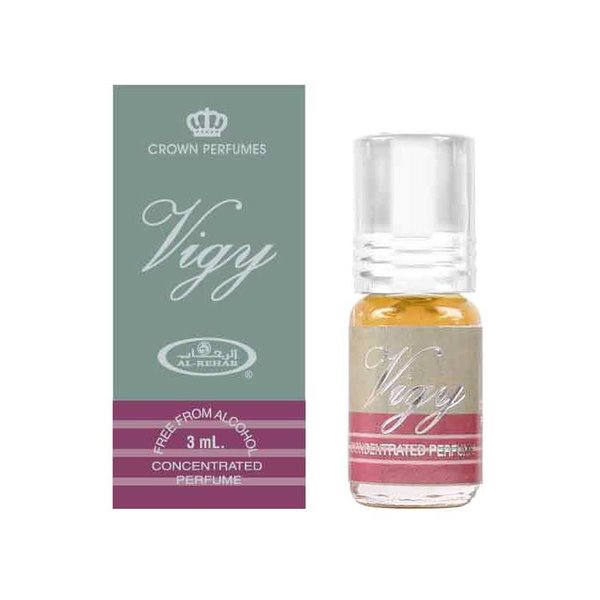 Al-Rehab Concentrated perfume oil Vigy by Al Rehab 3ml