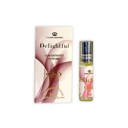 Al-Rehab Perfume oil Delightful by Al-Rehab