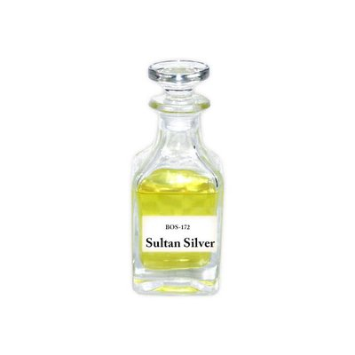 Surrati Perfumes Perfume oil Sultan Silver by Surrati - Perfume free from Alkohol