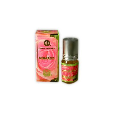 Surrati Perfumes Konzentriertes Parfümöl Nebarees von Surrati 3ml