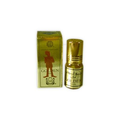 Surrati Perfumes Concentrated Perfume Oil Golden Man by Surrati 3ml