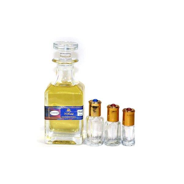Oriental-Style Parfümöl Nikoo - Parfüm ohne Alkohol