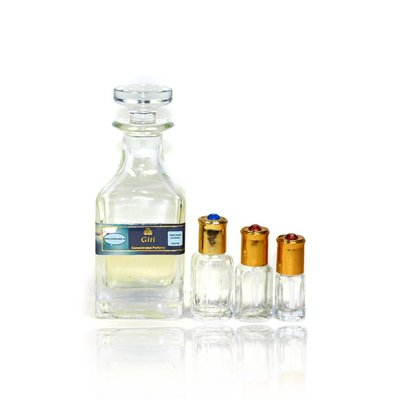 Oriental-Style Concentrated perfume oil Giti - Perfume free from alcohol