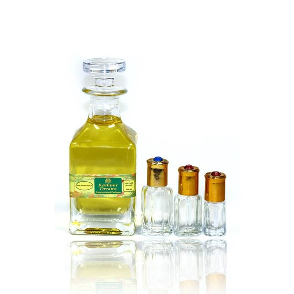 Oriental-Style Oriental Perfume Oil Kashmir Dreams - Perfume free from alcohol