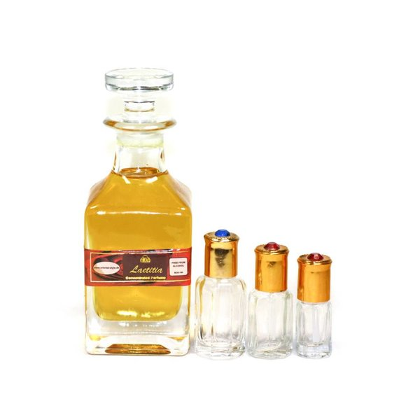 Oriental-Style Perfume oil Laetitia - Perfume free from alcohol