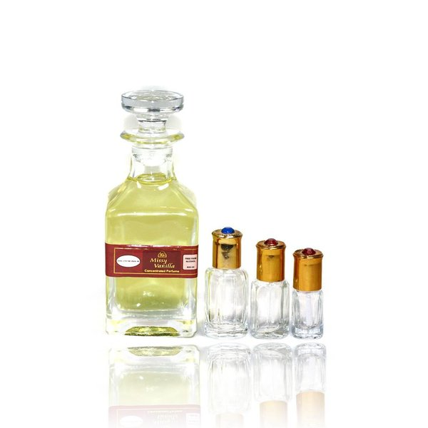 Oriental-Style Perfume oil Missy Vanilla - Perfume free from alcohol