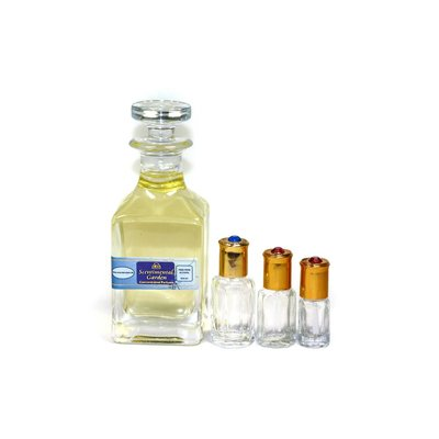 Oriental-Style Concentrated perfume oil Scentimental Garden - Perfume free from alcohol