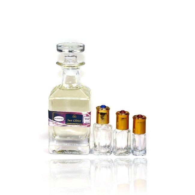 Oriental-Style Perfume Oil Sun Glitter