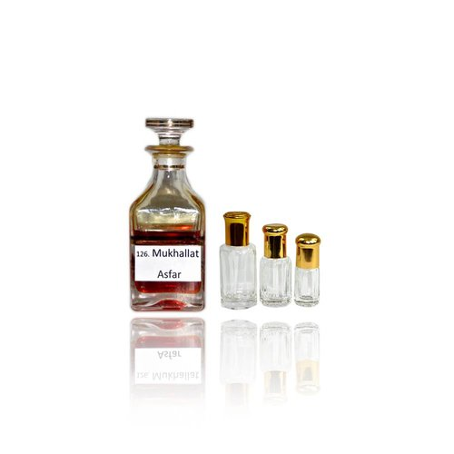 Swiss Arabian Perfume oil Mukhallat Asfar by Swiss Arabian