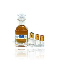 Oriental-Style Perfume oil N8 Flame - Perfume free from Alkohol