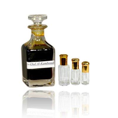 Swiss Arabian Konzentriertes Parfümöl Oudh Comboudi