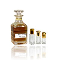 Oriental-Style Concentrated perfume oil Mukhallat Al-Oud - Perfume free from alcohol