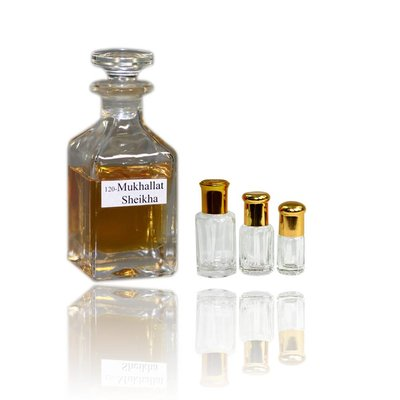 Al Haramain Concentrated perfume oil Mukhallat Shaikha