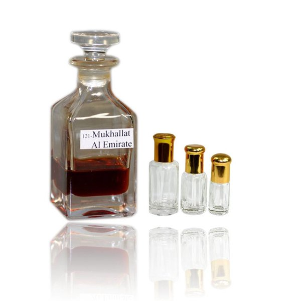 Al Haramain Perfume oil Mukhallat Al Emirates by Al Haramain - Perfume free from alcohol