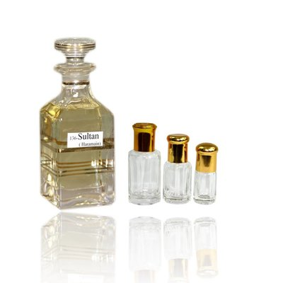 Al Haramain Sultan Perfume Oil by Al Haramain - Perfume free from alcohol
