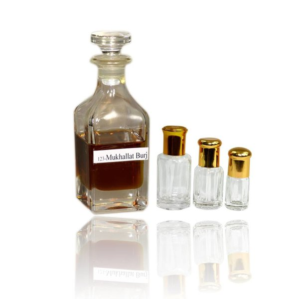 Al Haramain Perfume oil Mukhallat Burj by Al Haramain - Perfume free from alcohol