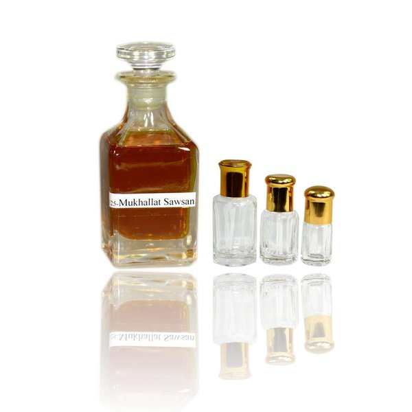 Al Haramain Parfümöl Mukhallat Sawsan von Al Haramain - Parfüm ohne Alkohol