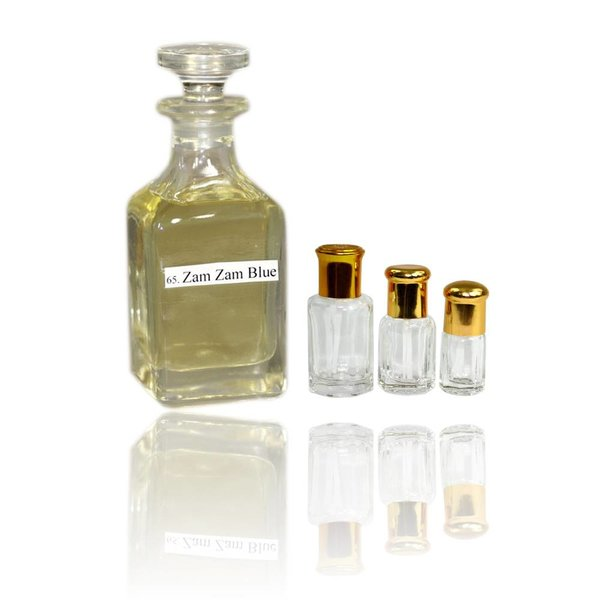 Swiss Arabian Perfume oil Zamzam Blue by Swiss Arabian - Perfume free from alcohol