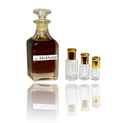 Swiss Arabian Perfume oil Mukhalat by Swiss Arabian - Perfume free from alcohol
