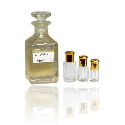 Swiss Arabian Perfume oil Misk Mukhallat by Swiss Arabian - Perfume free from alcohol