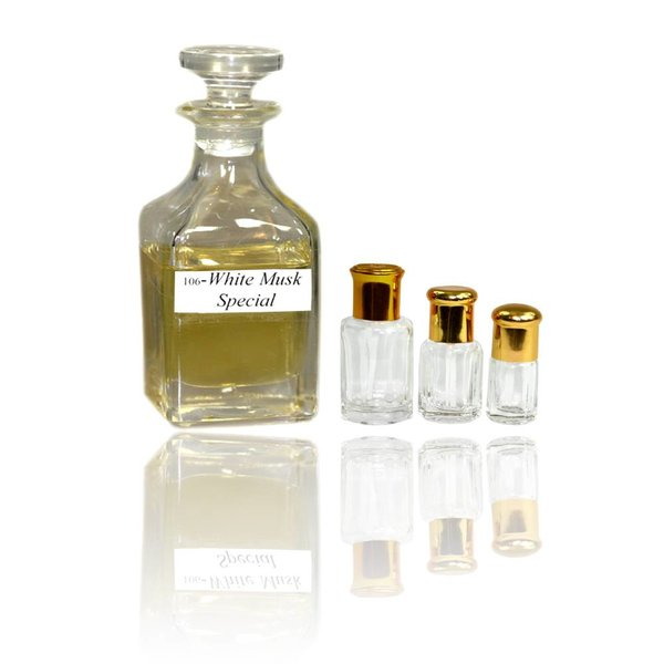 Swiss Arabian Perfume Oil White Musk Special by Swiss Arabian - Perfume free from alcohol