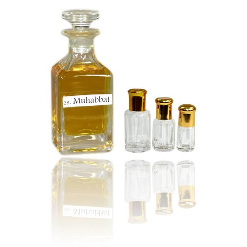 Swiss Arabian Perfume oil Muhabbat by Swiss Arabian