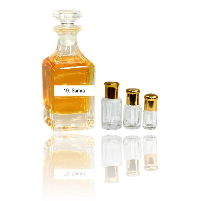 Swiss Arabian Perfume oil Samra by Swiss Arabian