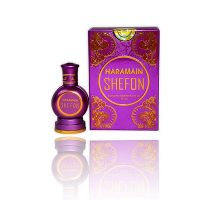 Al Haramain Concentrated Perfume Oil Shefon - Perfume free from alcohol