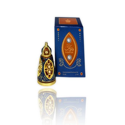 Afnan Konzentriertes Parfümöl Fidaetak - Parfüm ohne Alkohol