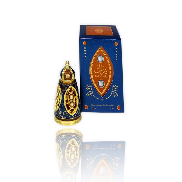 Afnan Concentrated Perfume Oil Fidaetak - Perfume free from alcohol