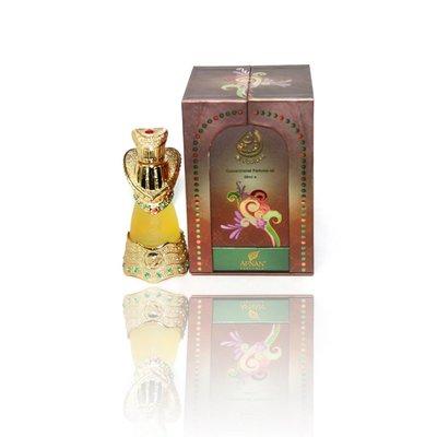 Afnan Konzentriertes Parfümöl Al Fustan Gold - Parfüm ohne Alkohol