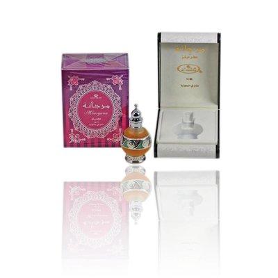 Al-Rehab Konzentriertes Parfümöl Mourgana - Parfüm ohne Alkohol