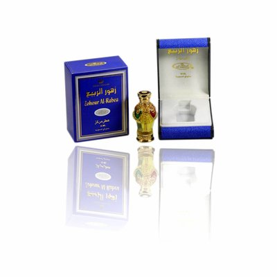 Al-Rehab Concentrated Perfume Oil Rabea al Zahour - Perfume free from alcohol