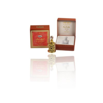 Al-Rehab Concentrated Perfume Oil Al Hanouf - Perfume free from alcohol
