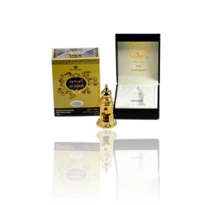 Al-Rehab Concentrated Perfume Oil Al Safwah - Perfume free from alcohol