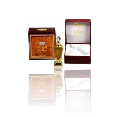 Al-Rehab Concentrated Perfume Oil Shaikhah - Perfume free from alcohol
