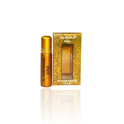 Al Haramain Gold perfume oil 10ml