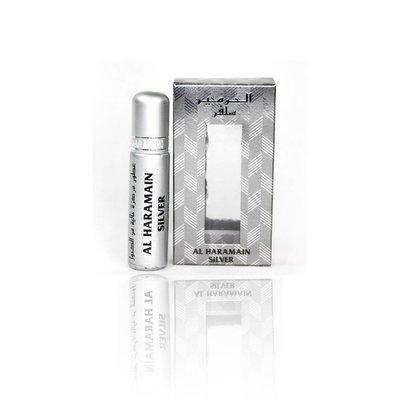 Al Haramain Perfume Oil Silver - Perfume free from Alcohol 10ml