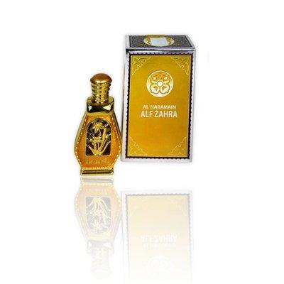 Al Haramain Konzentriertes Parfümöl Alf Zahra 15ml - Parfüm ohne Alkohol von Al Haramain