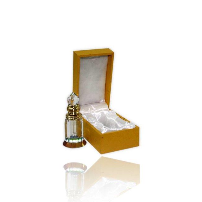 Perfume bottle crystal perfume bottle