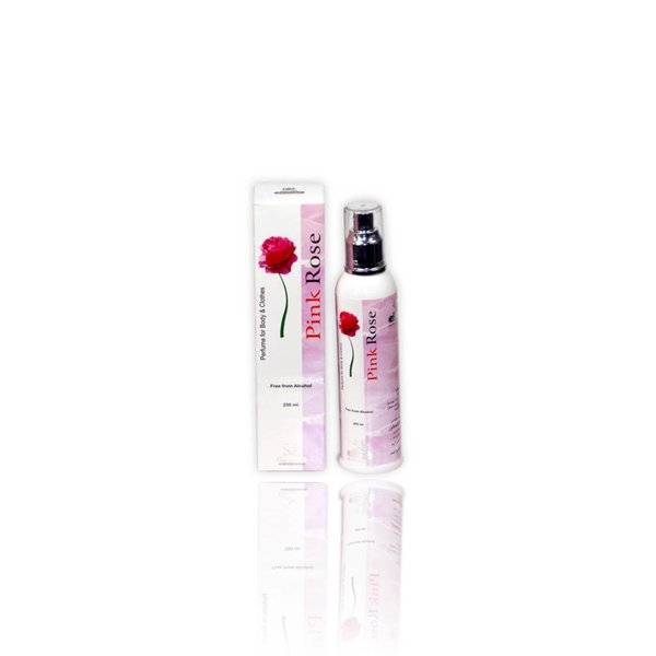 Pink Rose Deo Spray 250ml