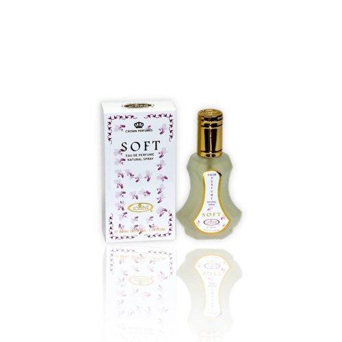 Al Rehab Perfumes Colognes Fragrances Soft Eau de Parfum 35ml Al Rehab Vaporisateur/Spray