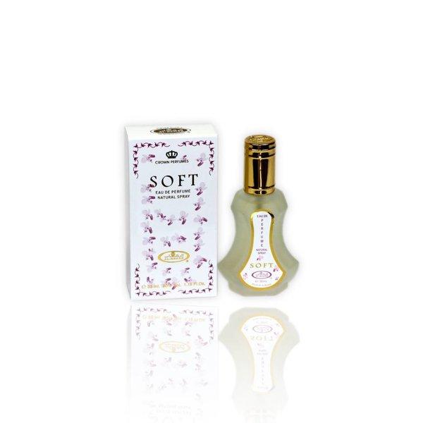 Al-Rehab Soft Eau de Parfum 35ml von Al Rehab Vaporisateur/Spray