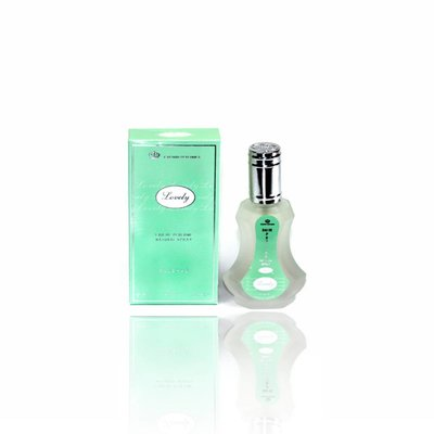 Al-Rehab Lovely Eau de Parfum 35ml by Al Rehab Vaporisateur/Spray