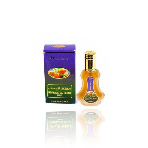 Al Rehab Perfumes Colognes Fragrances Mokhalat Al Rehab Eau de Parfum 35ml Al Rehab Vaporisateur/Spray