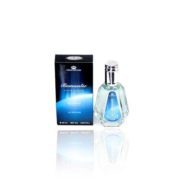 Al-Rehab Romantic Eau de Parfum 35ml Al Rehab Vaporisateur/Spray