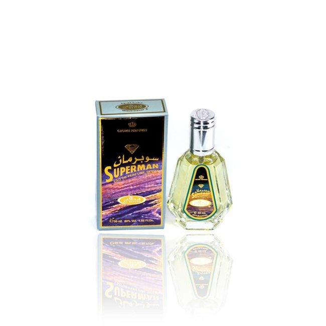 Al Rehab  Superman Eau de Parfum 50ml Al Rehab Vaporisateur/Spray
